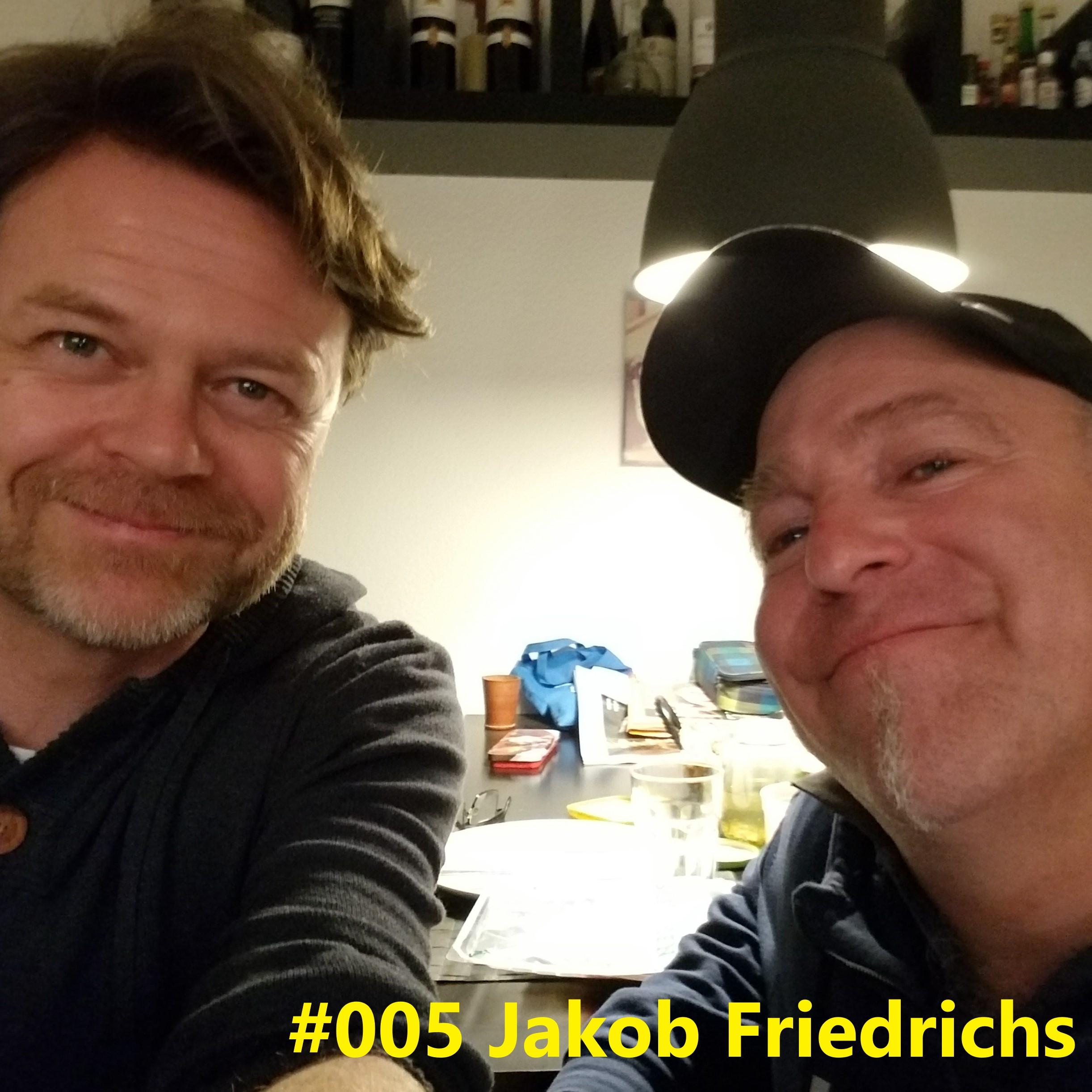 Jakob Friedrichs
