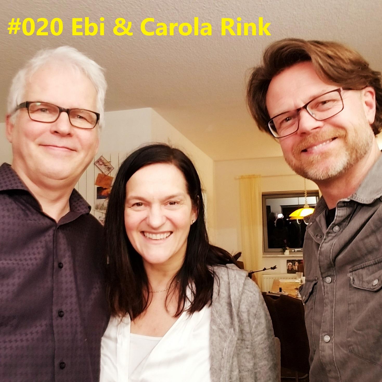Ebi und Carola Rink
