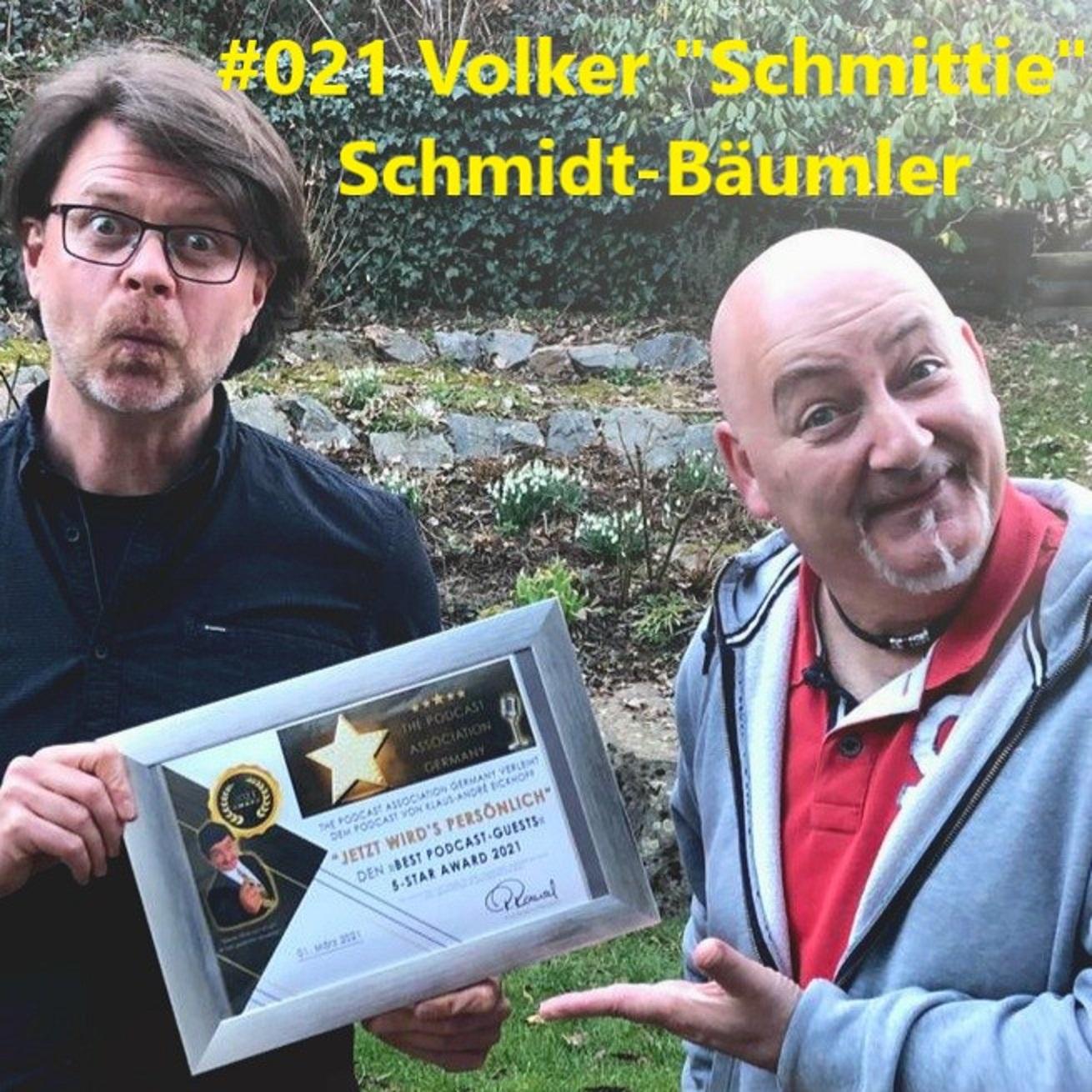 Volker Schmidt-Bäumler