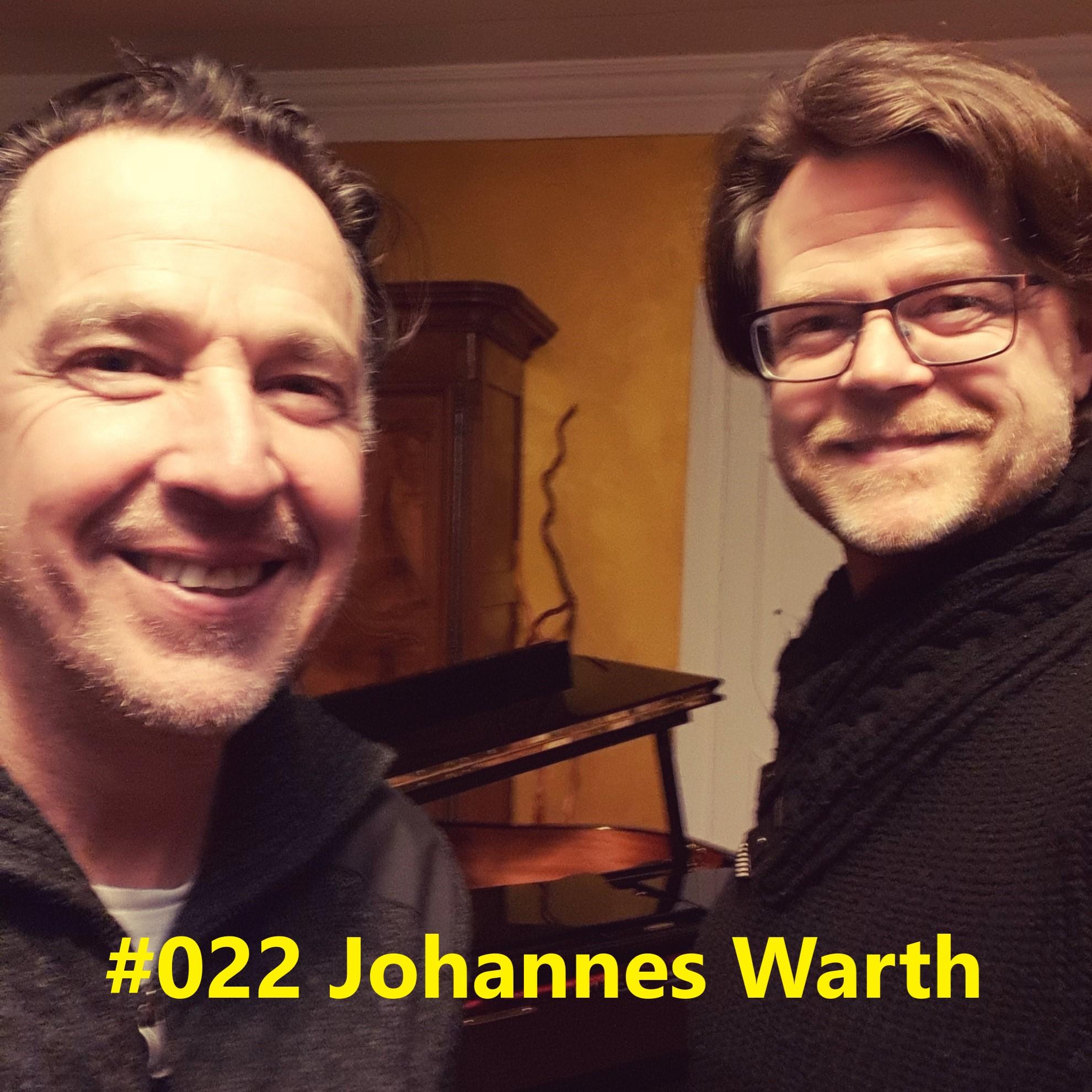Johannes Warth