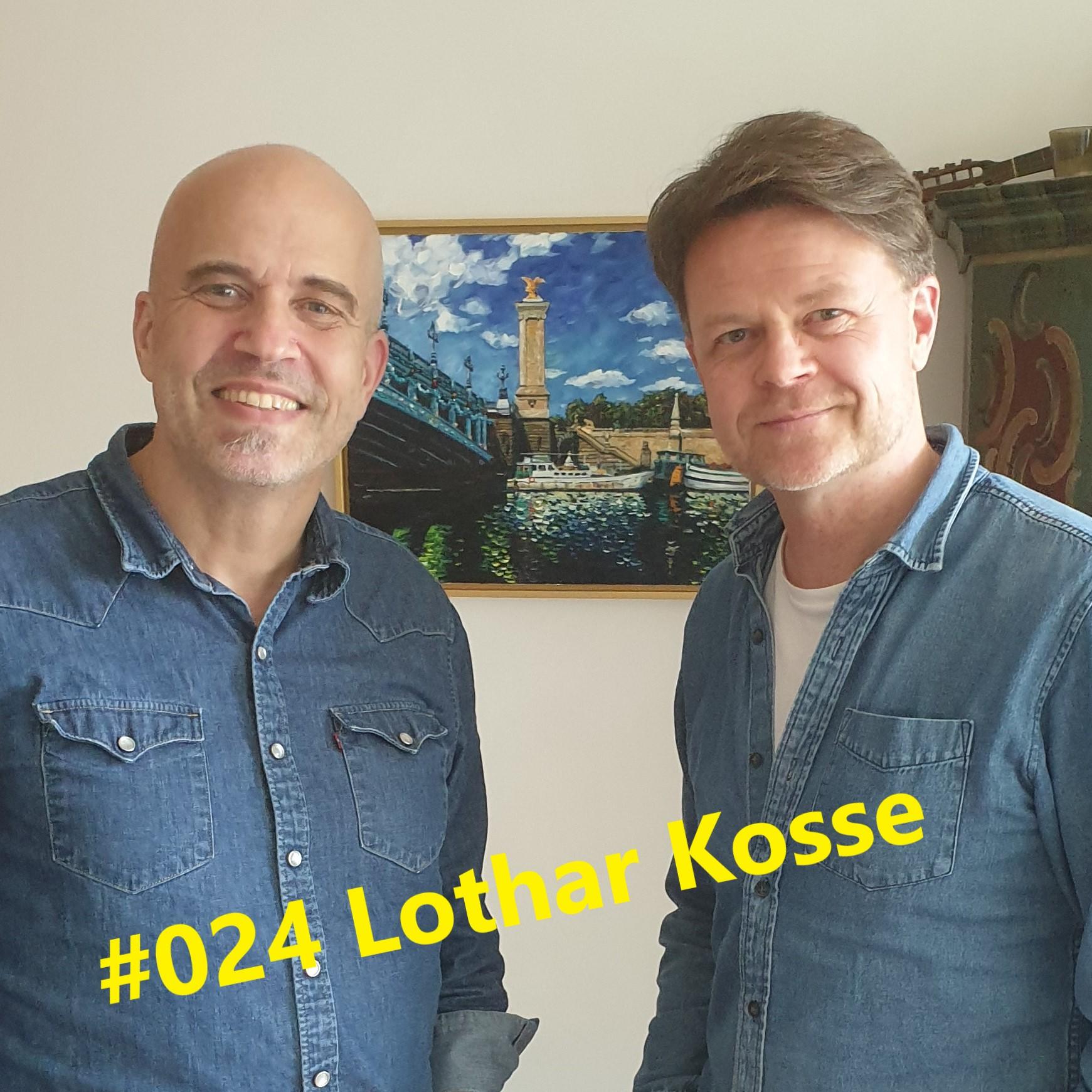 Lothar Kosse