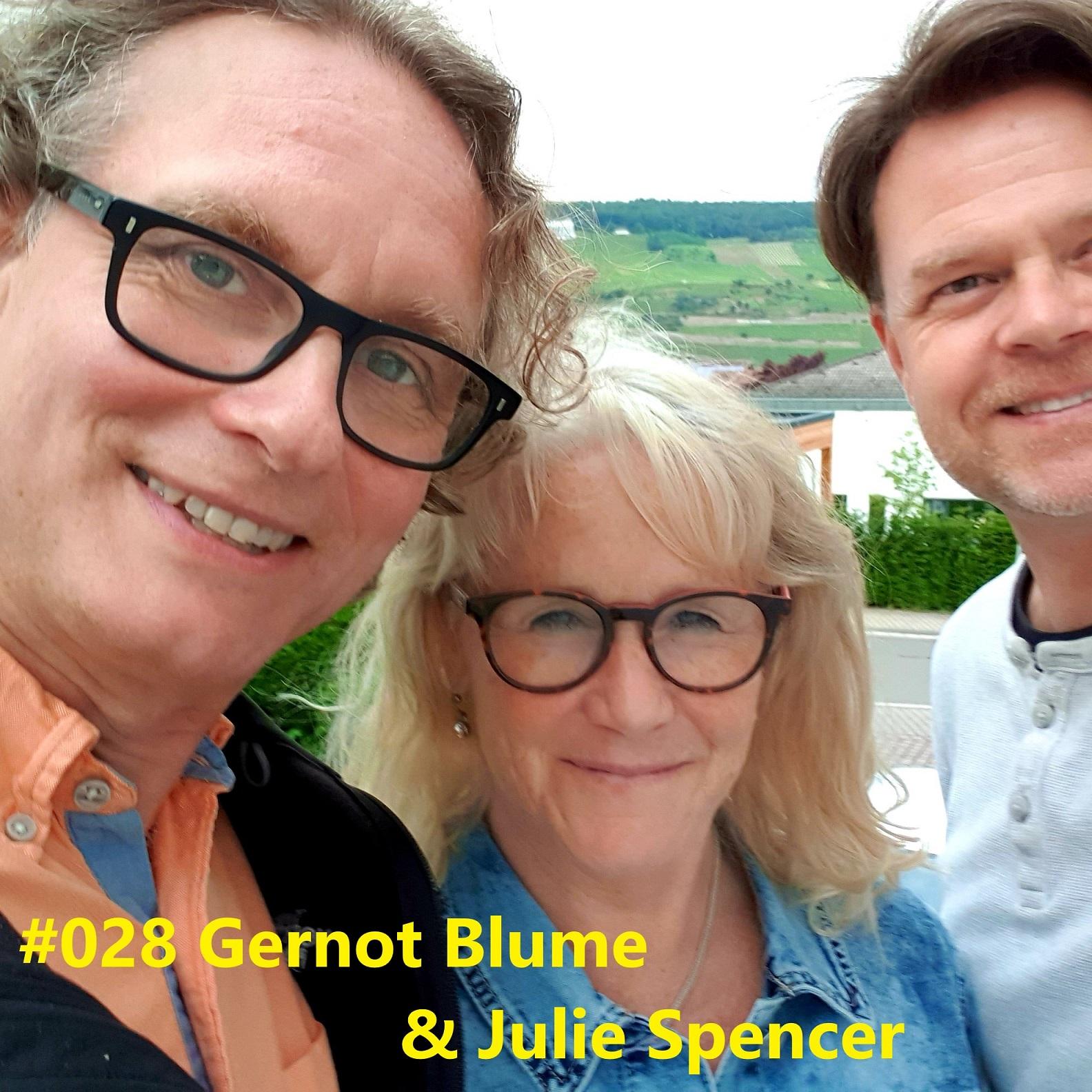 Gernot Blume & Julie Spencer