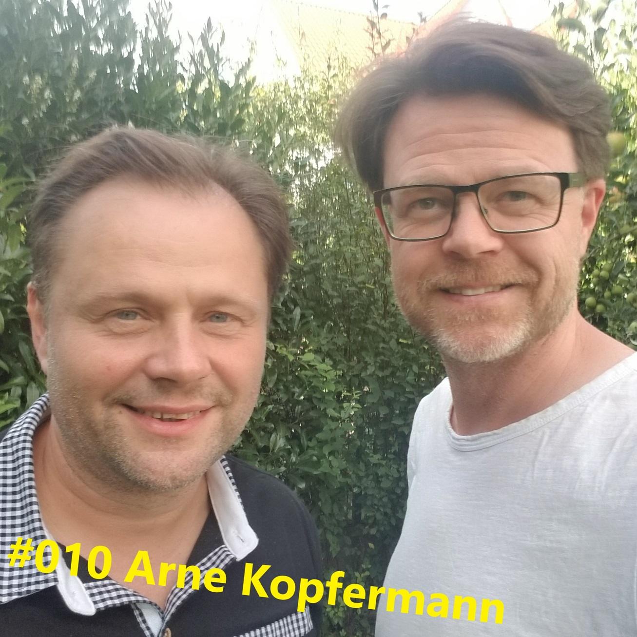Arne Kopfermann