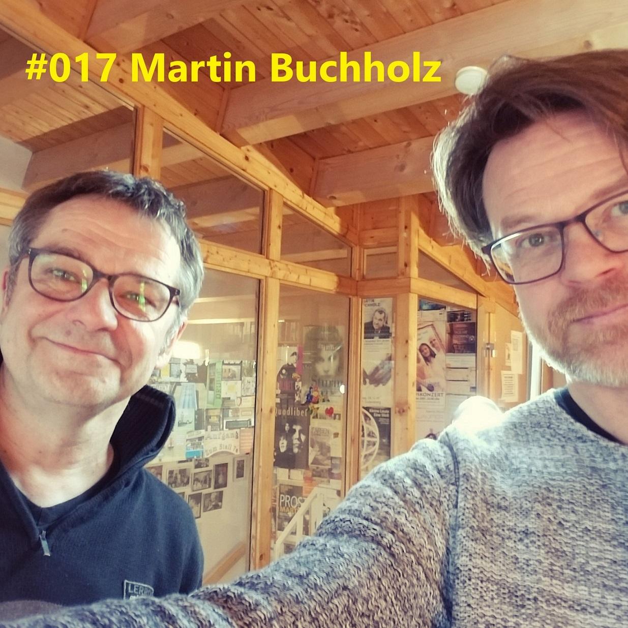 Martin Buchholz