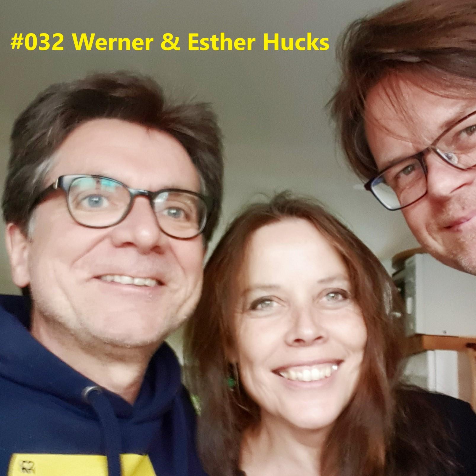 Werner und Esther Hucks